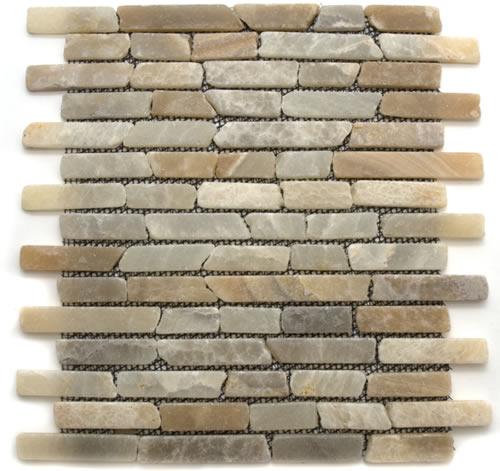 Pebble Tile Seams