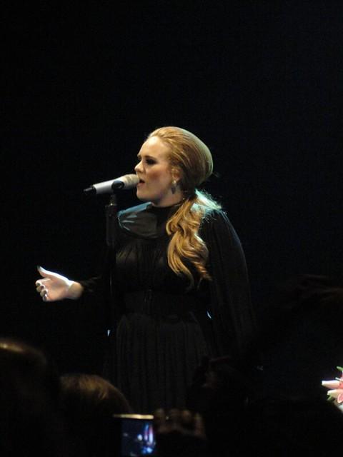 Adele Seattle Tour Dates