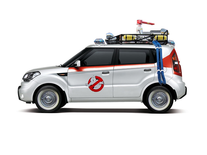 Ecto1 I Just Got A New Soul And I Love The Car Decided