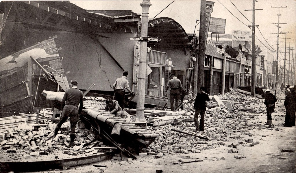 1933 long beach earthquake by jasperdo