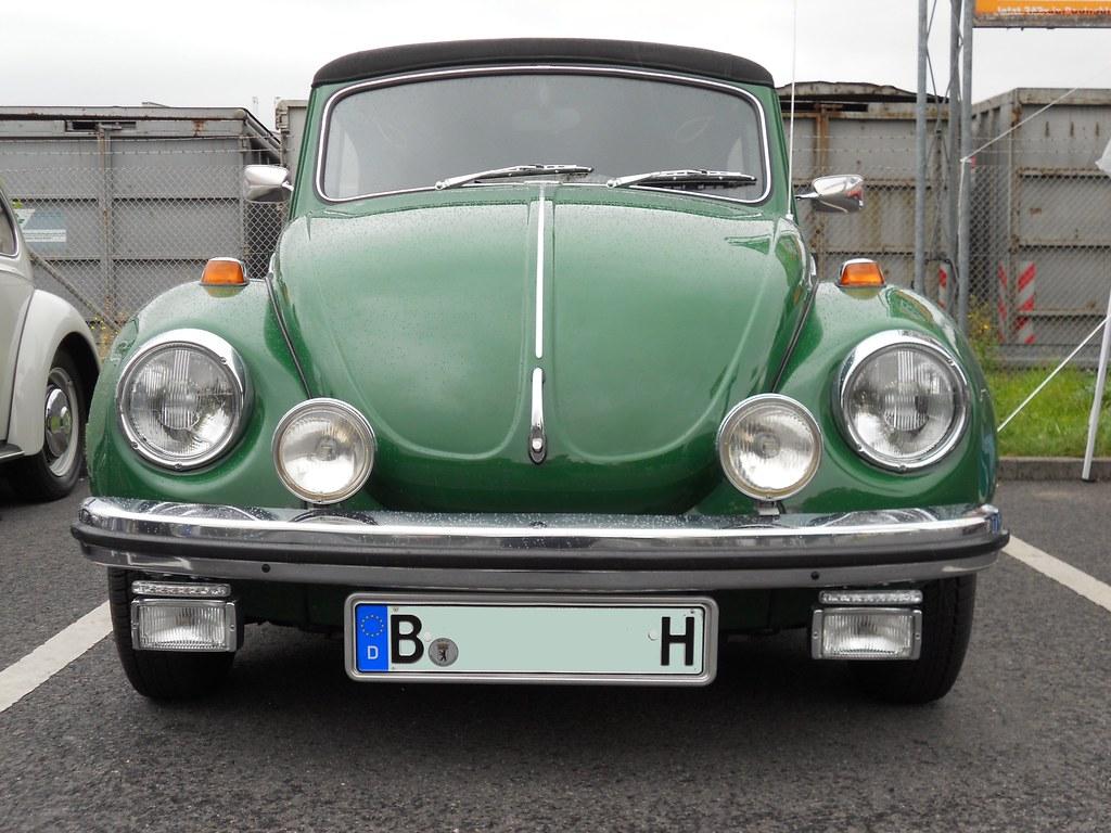 volkswagen beetle cabrio 1302 ls 1971 built by karmann. Black Bedroom Furniture Sets. Home Design Ideas