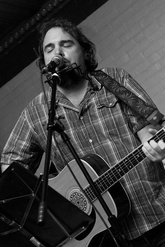Nate Leavitt @ The Rosebud Bar 8.25.2011 | by johnny anguish