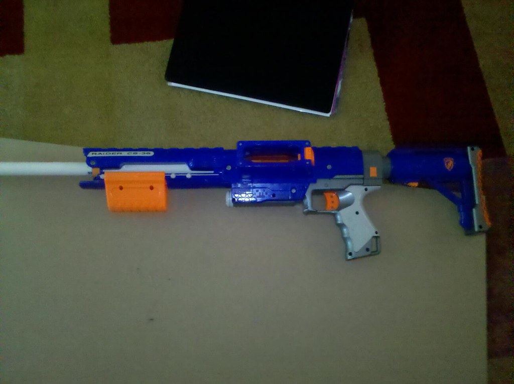 Nerf shotgun