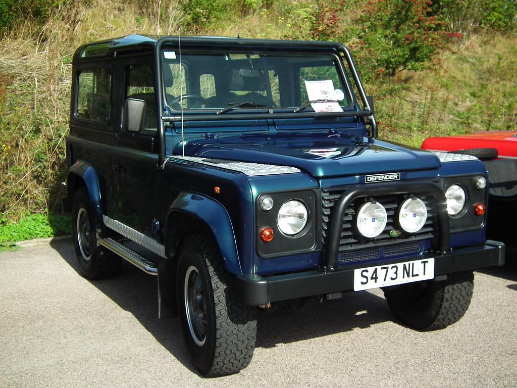New Land Rover >> Defender 5.0L V8   1998 Land Rover Defender 5.0L V8   kenjonbro   Flickr