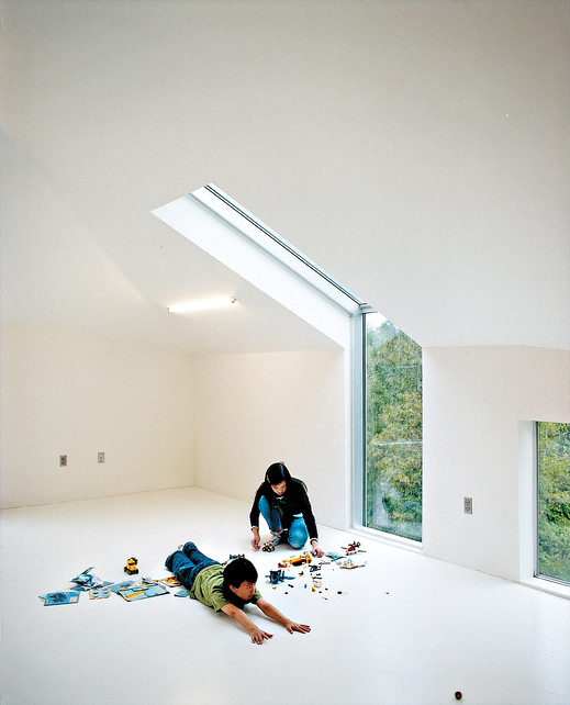 how to open a skylight window