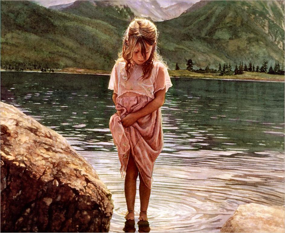steve hanks nature s beauty watercolor 2000 steve hanks flickr