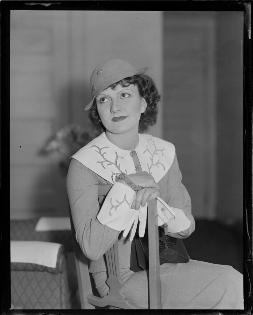 Watch Norma Varden (1898?989) video