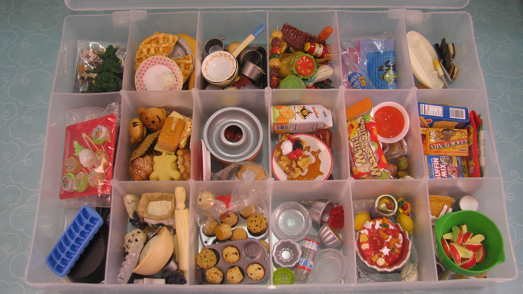 Rement Miniature Food Collection | Food! | Retro Mama69 ...