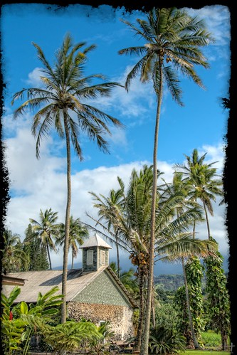 Church at Keanae Peninsula | by Go Visit Hawaii