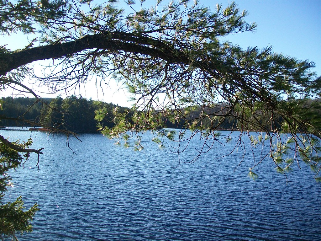 North Pond, Monson Maine | Located in the Appalachian Trail … | Flickr