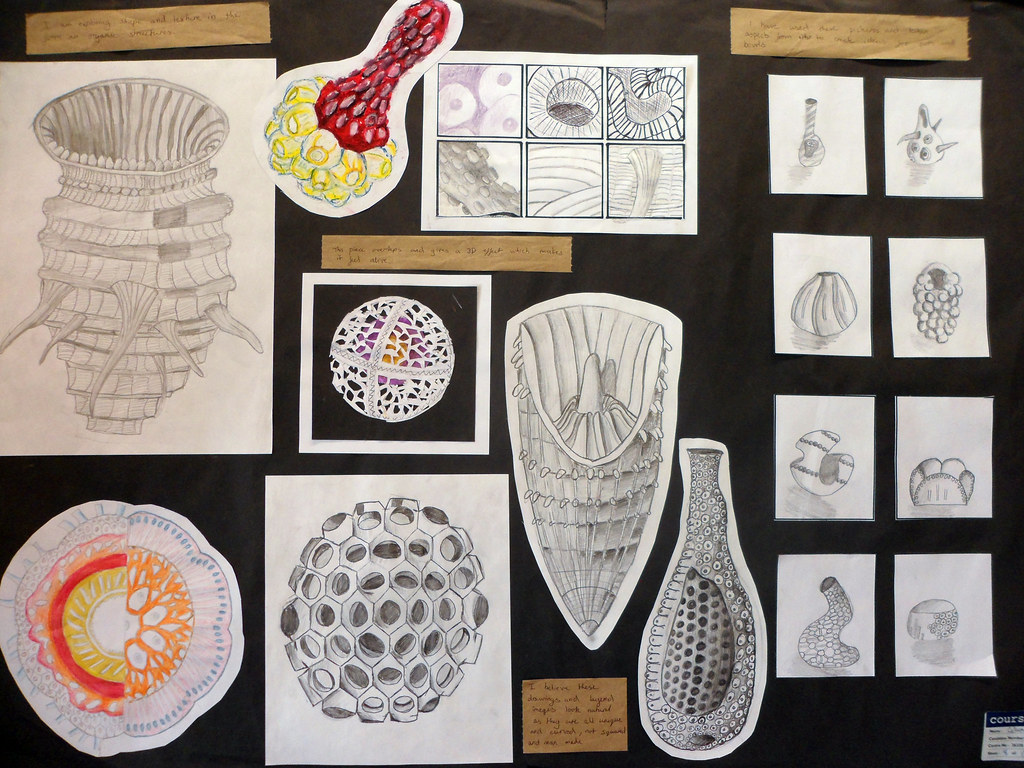 gcse coursework for science