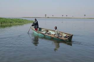 Most freshwater fisheries on the African continent are small-scale and labor-intensive artisanal fisheries. Photo by Stevie Mann, 2007. | by WorldFish