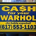 Cash For Your Warhol (Miami)