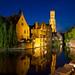 In Bruges 1/7: Rozenhoedkaai