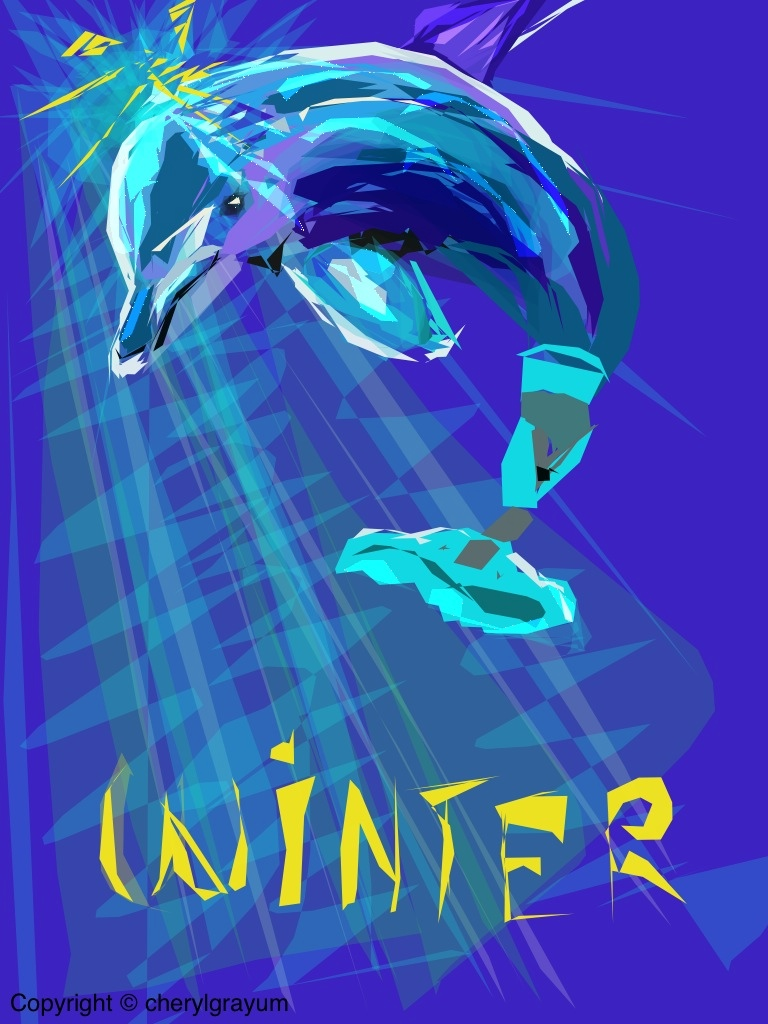 About >> Winter The Dolphin with the Prosthetic Tail -Vector combo | Flickr