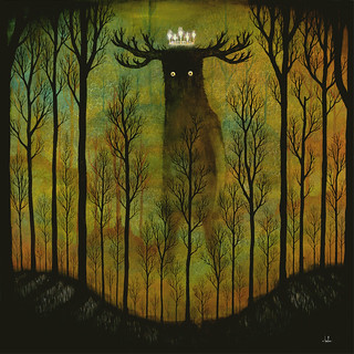 Lord of Ghouls | by andy kehoe