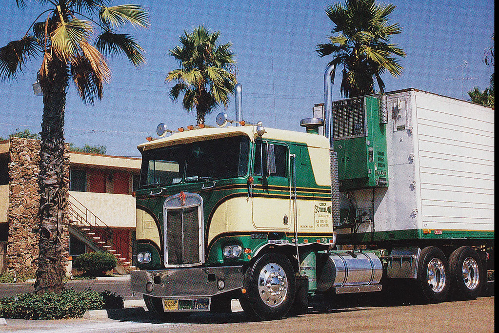 1968 Kenworth K100 | klintan77 | Flickr