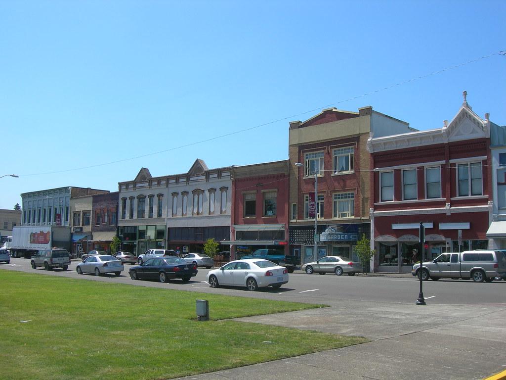 Dallas >> Downtown Dallas, Oregon | Jimmy Emerson, DVM | Flickr