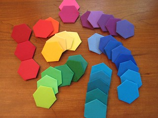 Hexagon Rainbow | by Wand'ring Minstrel