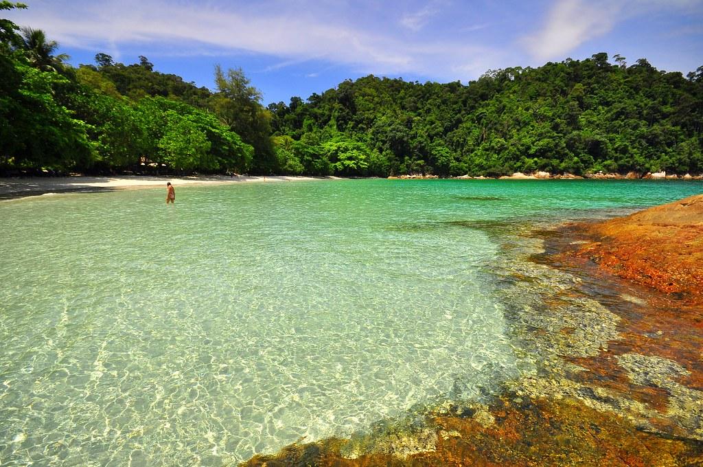 Emerald Beach Pangkor Laut Resort