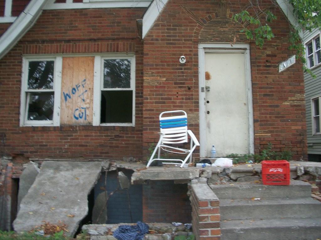 An eastside Detroit neighborhood where the Moratorium NOW!… | Flickr