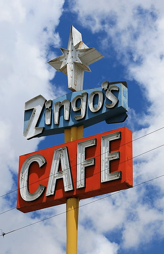 Zingo's Cafe | by The Real Devil Doll