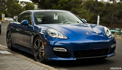 Porsche Panamera Turbo S | by Otis Blank