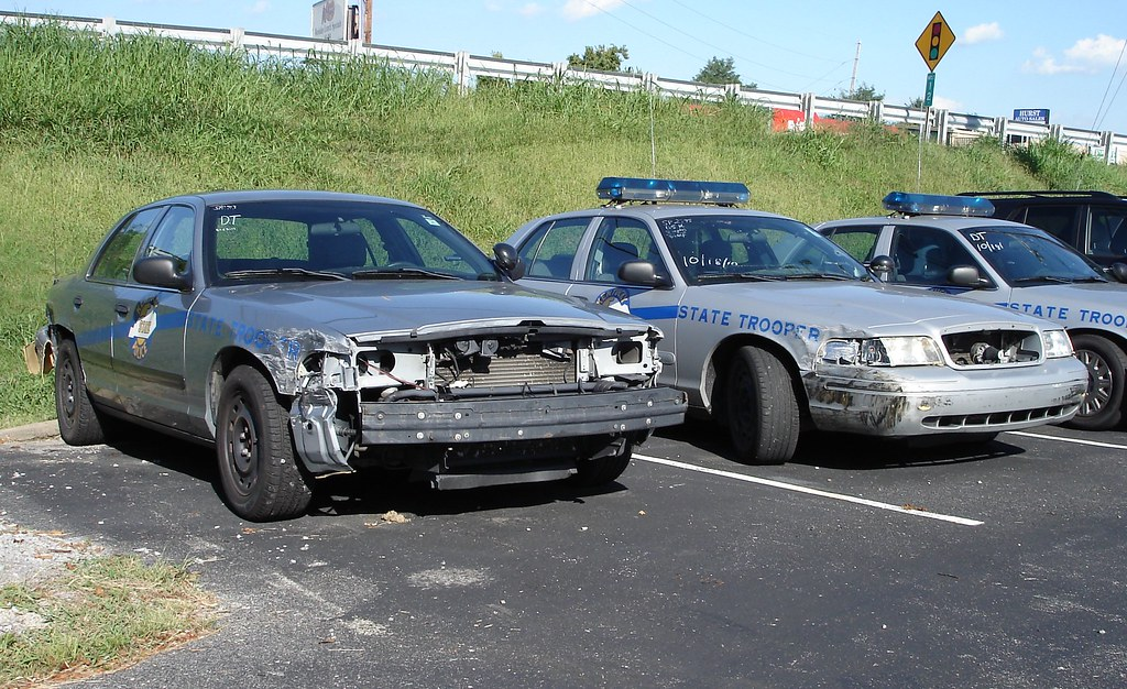 Kentucky State Police - Pursuit Driver Training Vehicles D ...