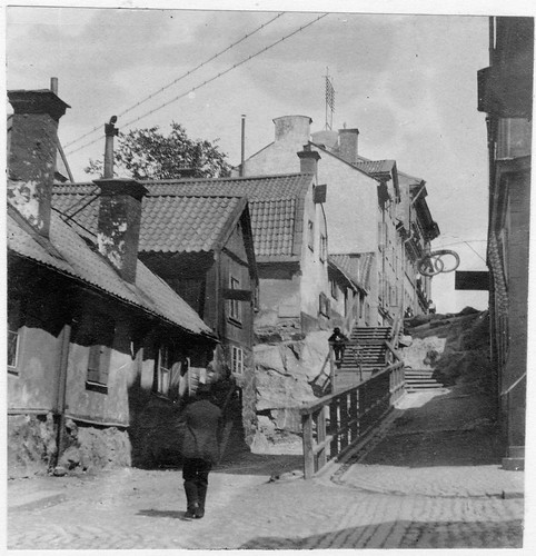 Street in Stockholm 1890 | by Stockholm Transport Museum Commons