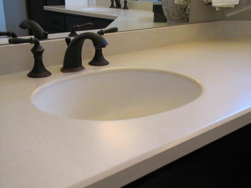 Corian Bathroom Sinks Countertops
