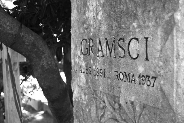 Grab von Antonio Gramsci