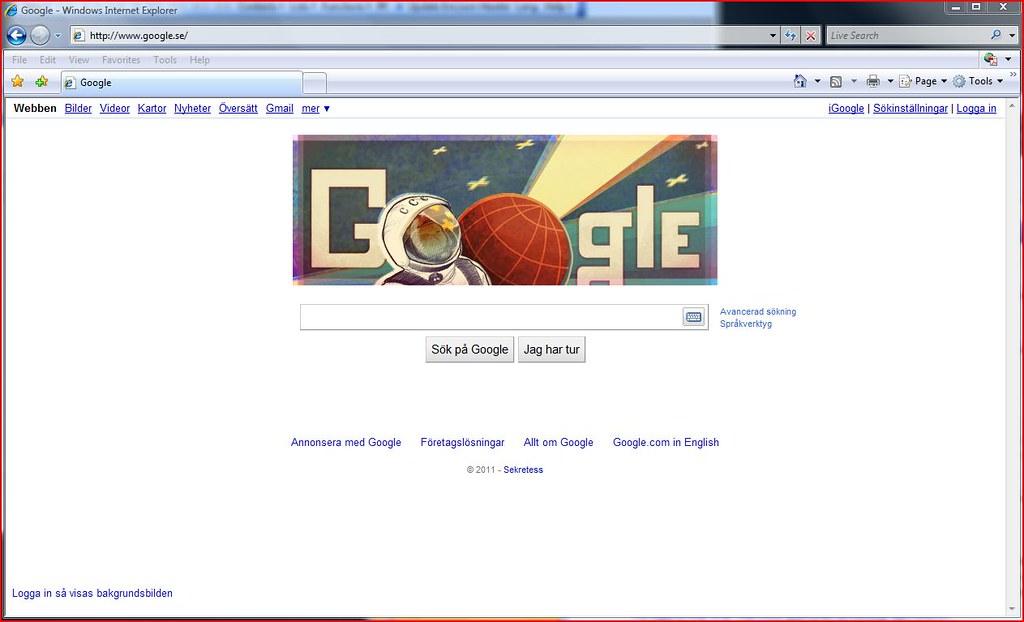 Gagarin Google Doodle   50 year celebration of Gagarin's ...