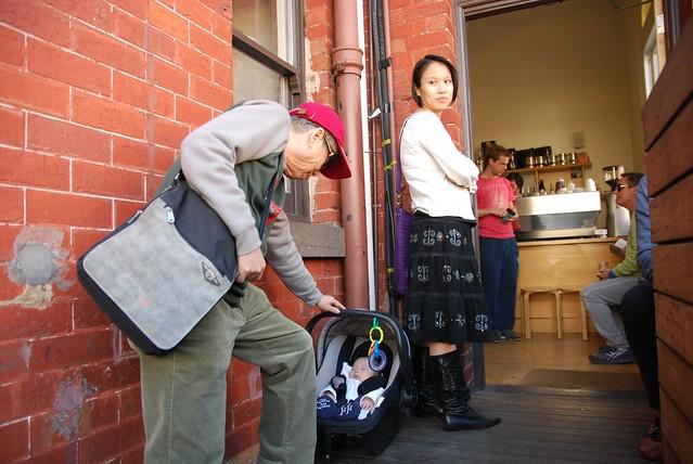 Miss Jackson Cafe St Kilda Vic