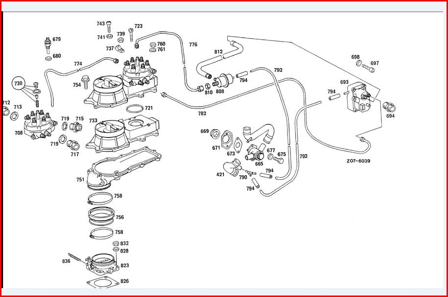 6105495330 on Mercedes Benz Transmission Diagram
