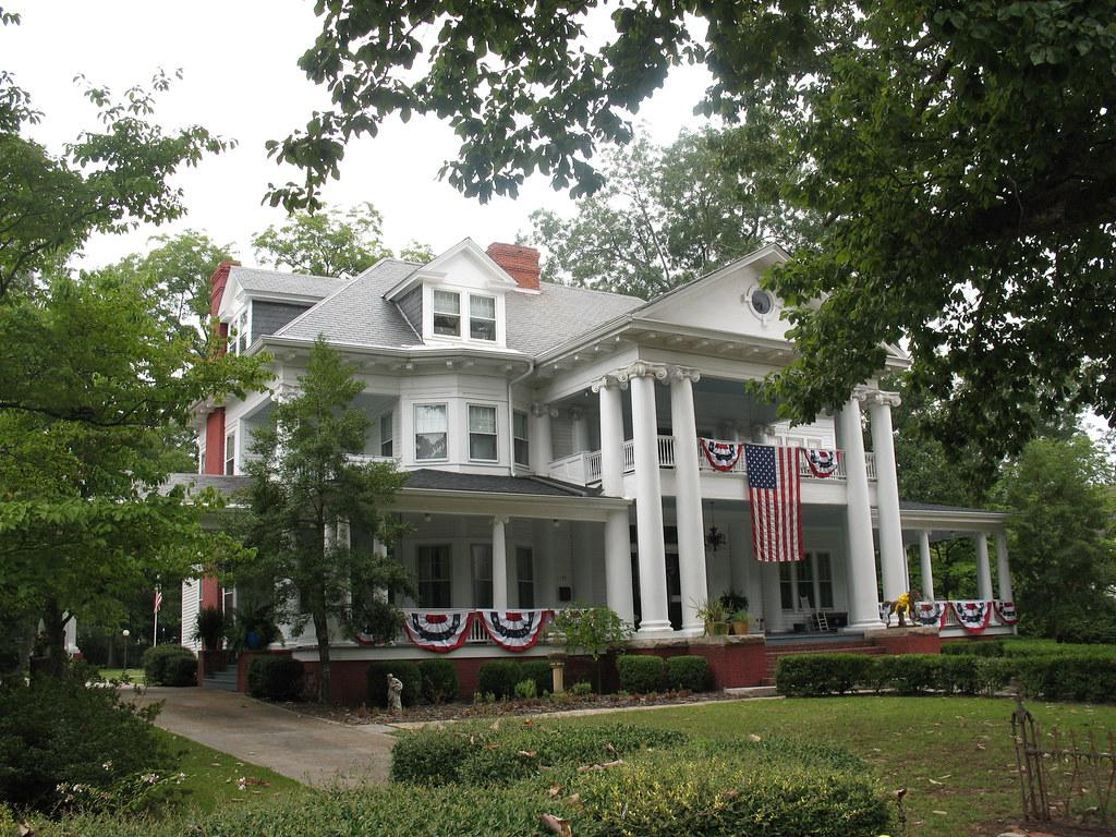 William Naramore Parsons House Hawkinsville GA   aka ...