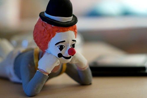 Clown Thinker | by cogdogblog