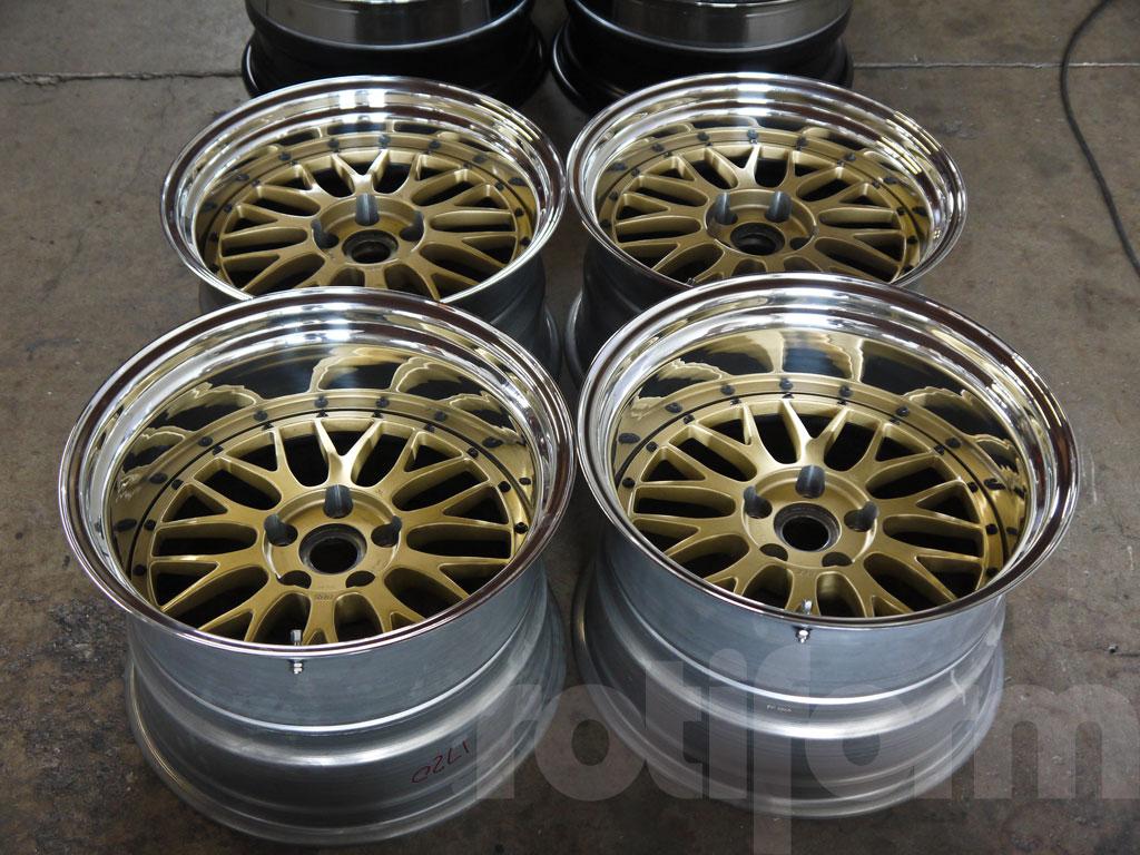3 Piece Bbs Lm Rotiform Wheels Flickr