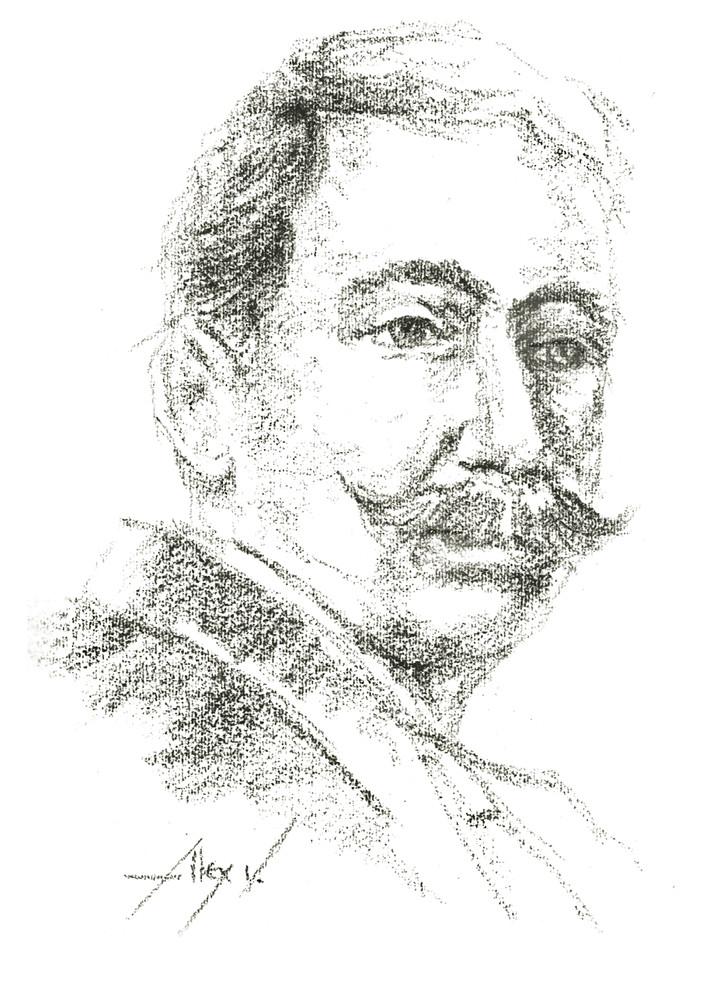 Raul Brandão (Alex V. Palacios)