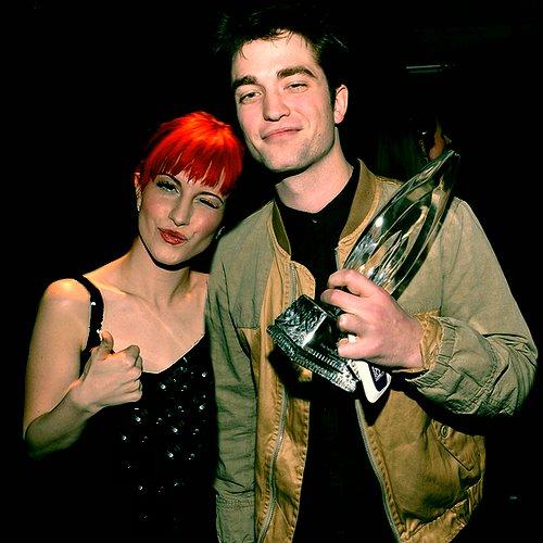 Hayley Williams y Robert Pattinson | williams york davis ...