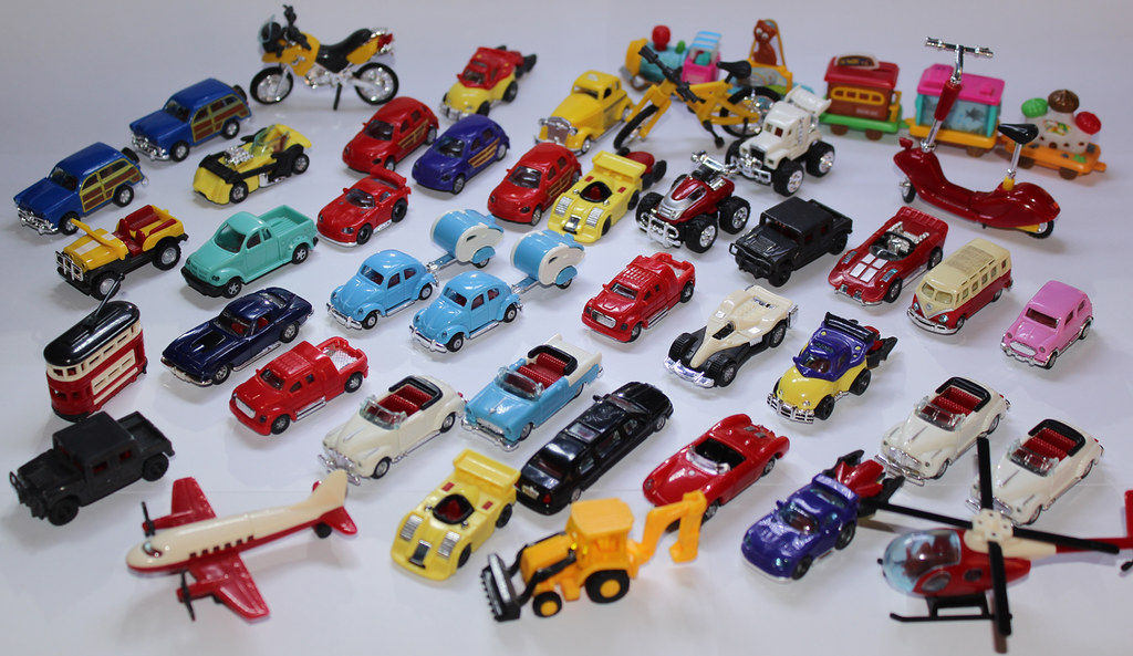 All Auto Toto Eggs Toy Collection | Ara Qadir | Flickr