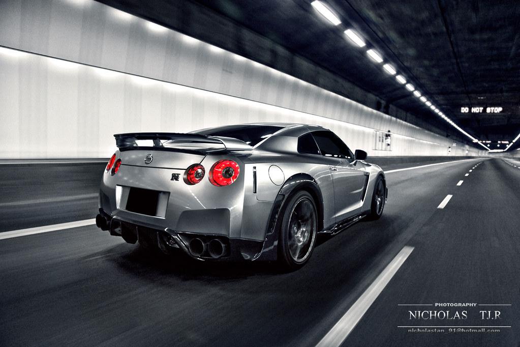 R Nissan GT R WALD Black Bison | By Nicholas TJ.R