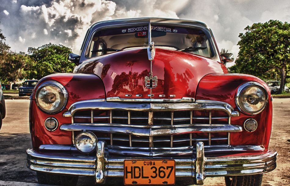 All Cuban Cars Are From The Time When