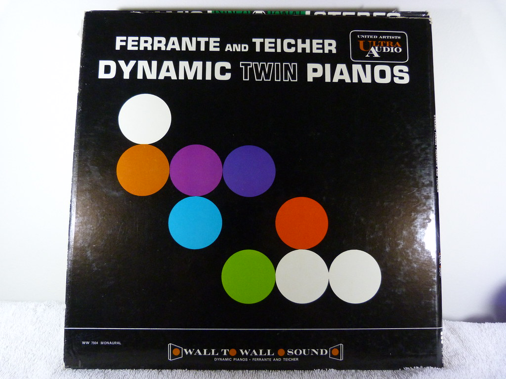 Ferrante and Teicher Ferrante and Teicher - Dick Leibert Soundblast!!
