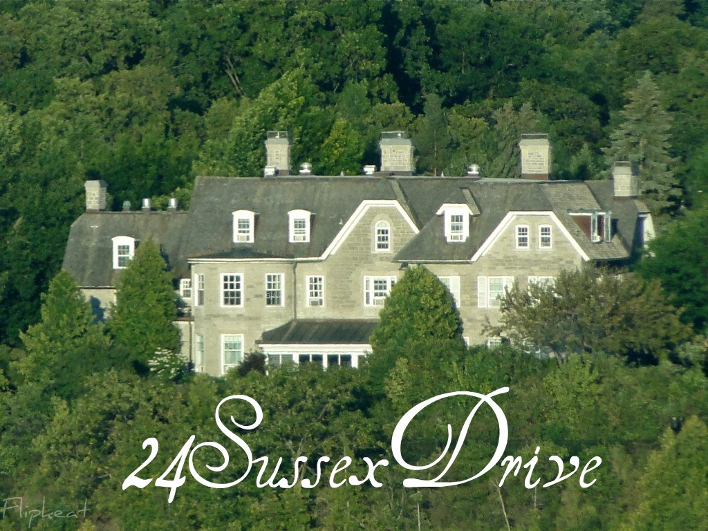 Ottawa Home Decor 24 Sussex Drive Official Residence Of The Prime Minister