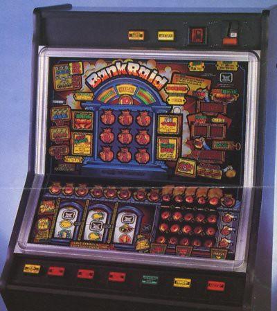 Ronald dale harris slot machines taj mahal casino nj