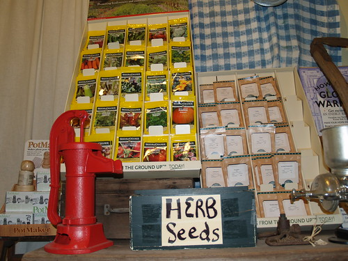 Collection of Seeds at Mosswood Farm Store | by Visit Gainesville