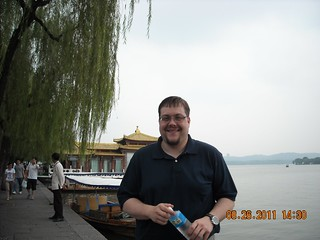 Me and West Lake | by Hangzhou Tim