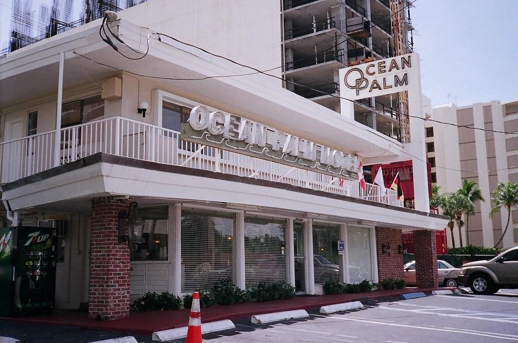 Ocean Beach Motel San Francisco