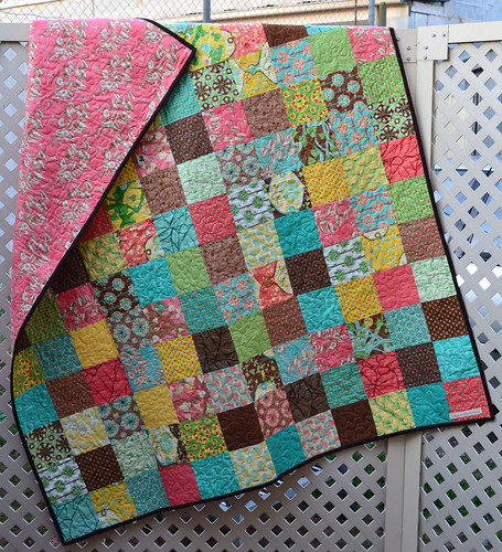 Botany Quilt | by sew&sews