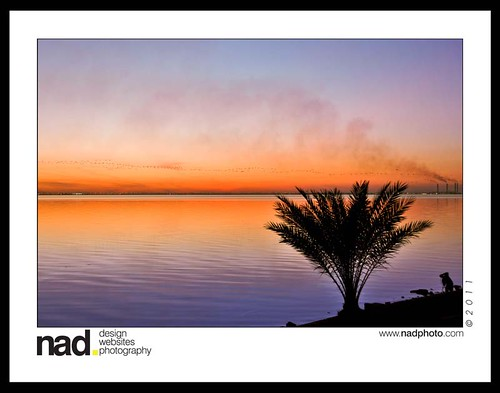 Sunset at Free Trade Zone, Kuwait | by nadPRINCE <Nadeem Nawaz>